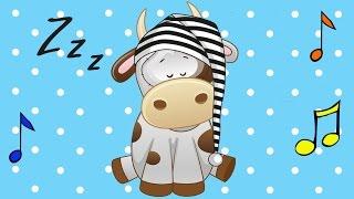 ♫ ❤ Música Para Bebê Dormir e Relaxante Vídeo com Tela Azul Escuro ♫ ❤ Ninar