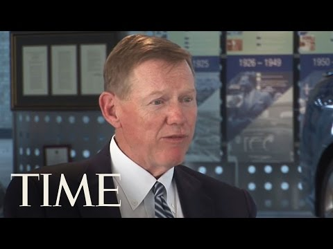 TIME Magazine Interviews: Alan Mulally