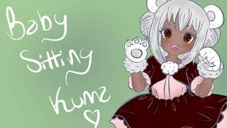 Babysitting a Polar Bear - Part 3 - | Anime Girl ASMR Roleplay?Rini-chan ASMR?