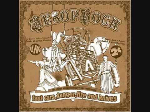 Aesop Rock - Fast Cars
