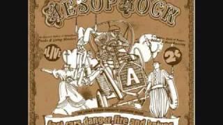 Watch Aesop Rock Fast Cars video