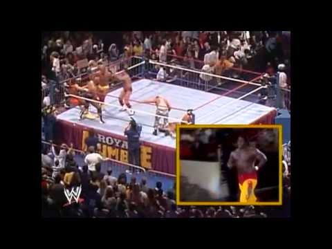 Wwe Royal Rumble 1989 Full Match video