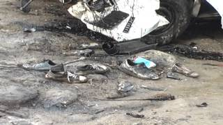 Furgoni bie 100 metra në humnerë, tragjedi në Kukës, 6 të vdekur e 7 të plagosur