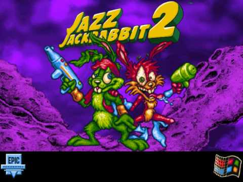 Jazz Jack Rabbit 2 Labratory Level music remix