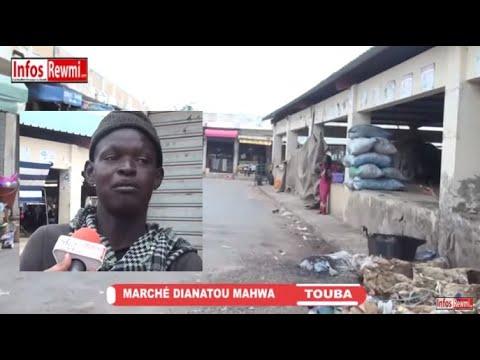 Touba: marché Dianatoul Mahwa, le cri de cœur des commerçants