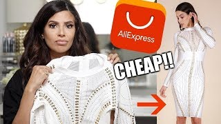 EXTRA AF ALIEXPRESS TRY ON HAUL!
