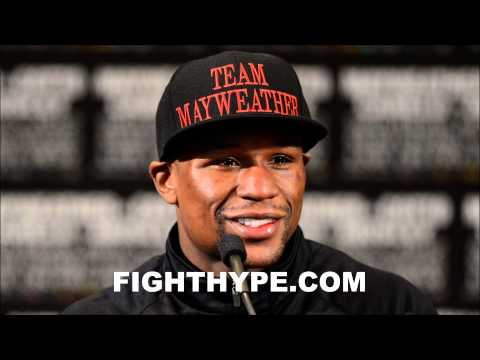 FLOYD MAYWEATHER TALKS MICKEY BEY JLEON LOVE BADOU JACK AND CHRIS PEARSON