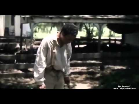 Male whipping scene: 12 Years A Slave