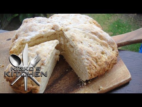 VIDEO RECIPE - DAMPER BREAD