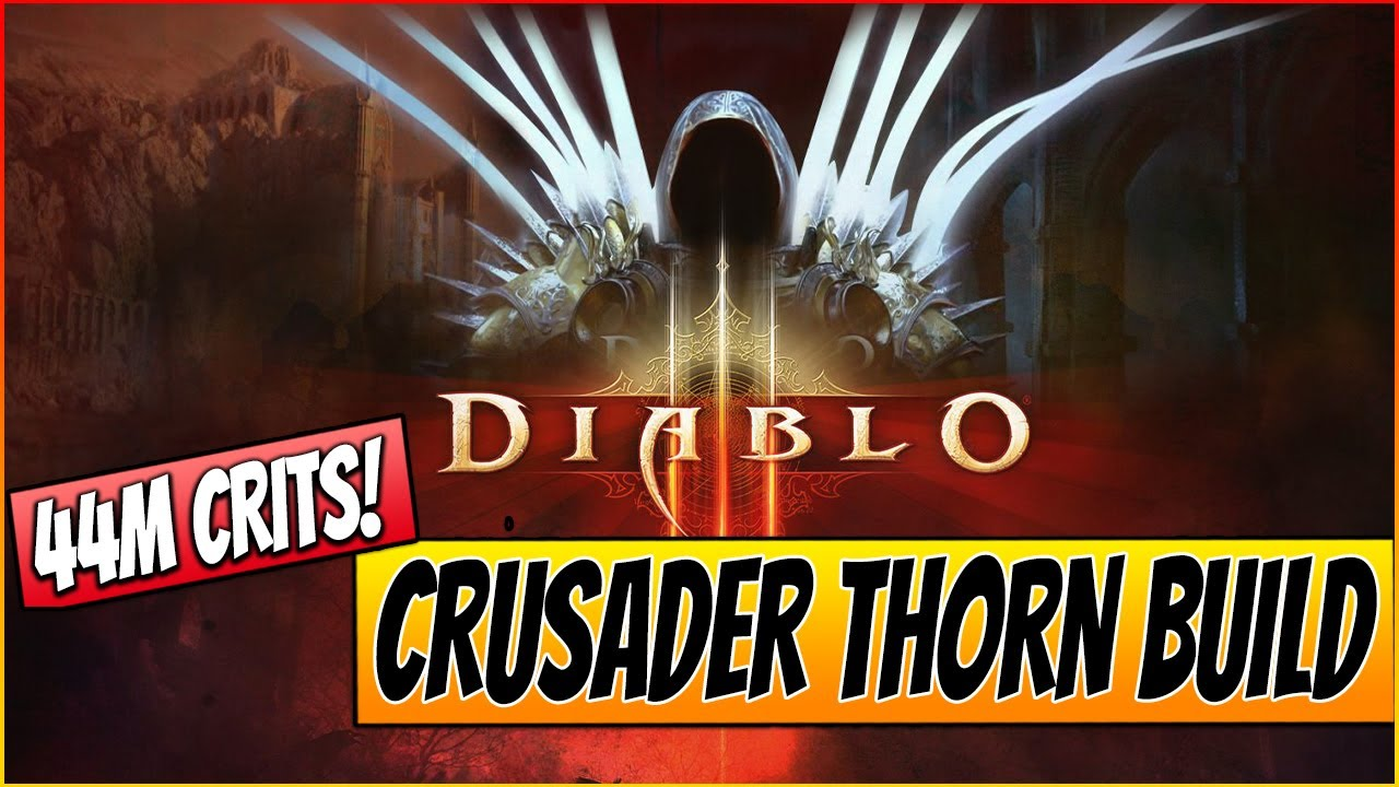 Diablo  Thorn Build