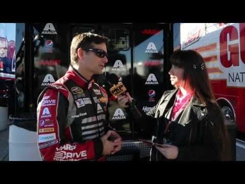 JEFF GORDON Interview W/ Pavlina 2014 talks NASCAR racing, Wrecking & Danica Patrick