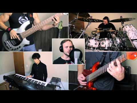 Dream Theater - The Enemy Inside (dream Theater) - Split-screen Covers - Vra! video