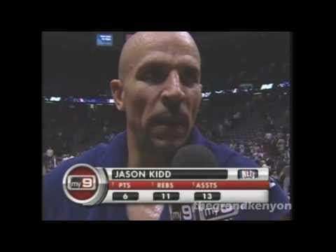 Jason Kidd 6 points, 11 rebounds & 13 assists vs. Indiana Pacers (April 25, 2006)