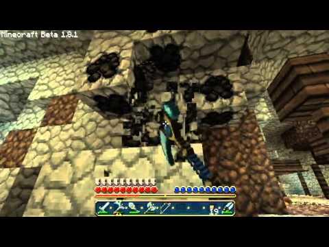 [irpg Minecraft TV] — Episode 13 — Abandoned Mine Shaft (ตอนที่1)