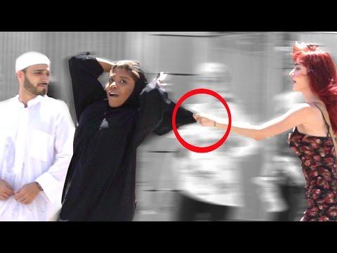 MUSLIM COUPLE HARASSMENT EXPERIMENT IN RAMADAN