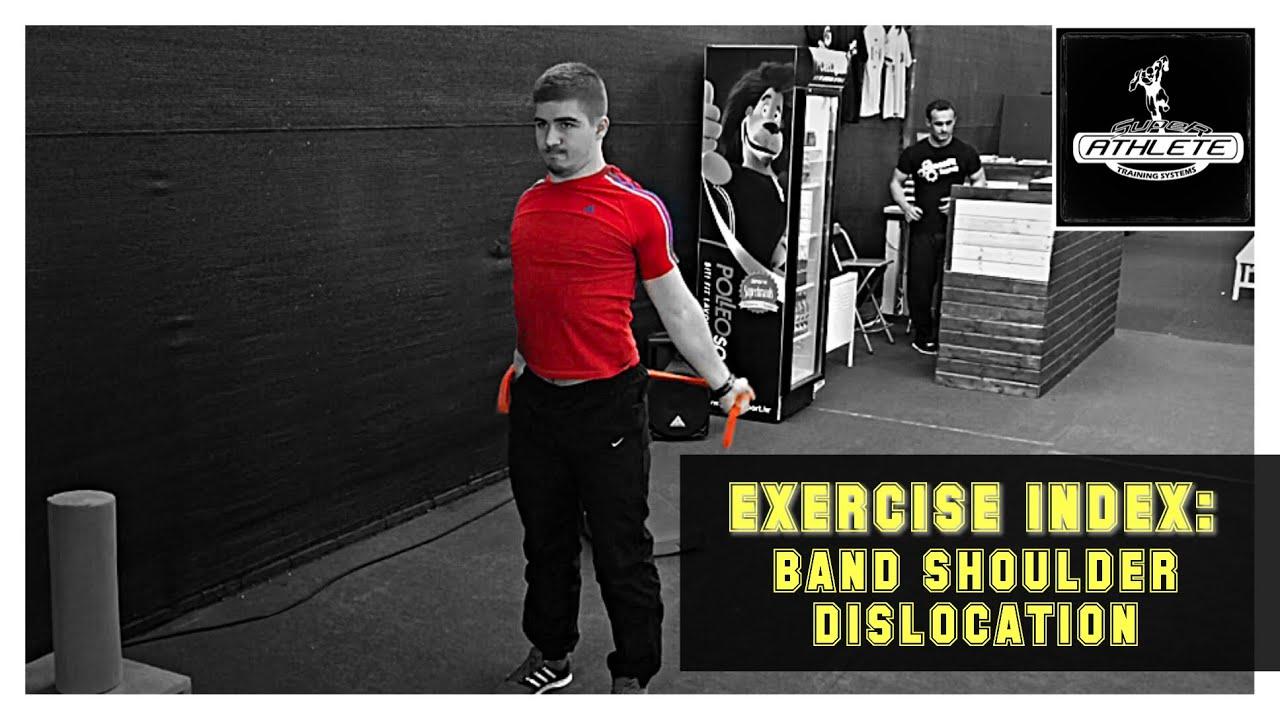 Shoulder Dislocations Band Band Shoulder Dislocation