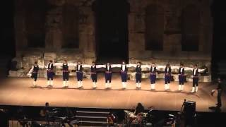 Πεντοζαλης-Pentozali ancient Greek dance from Crete (MINOITES - KOURITES)