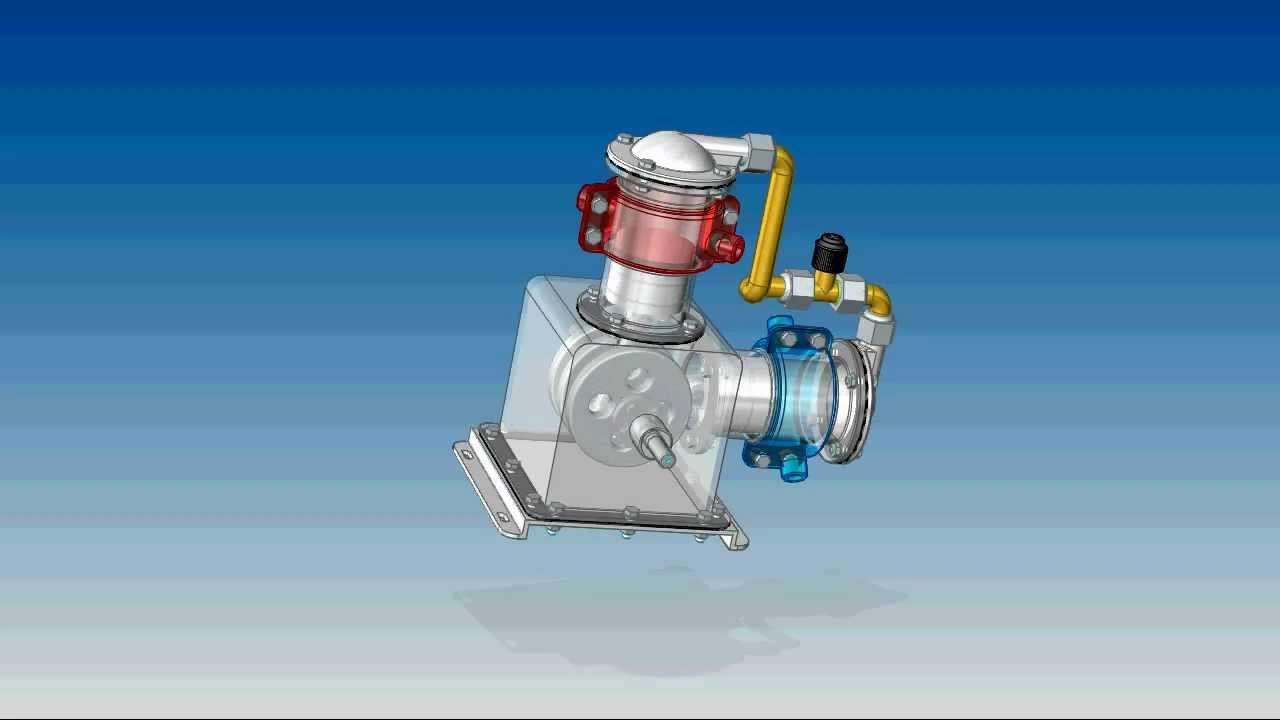 Stirling engine stirling motor alpha prototype step5 for Decor 9 stirling