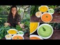 4 Delicious Soup & Dressing Recipes! FullyRaw Vegan!