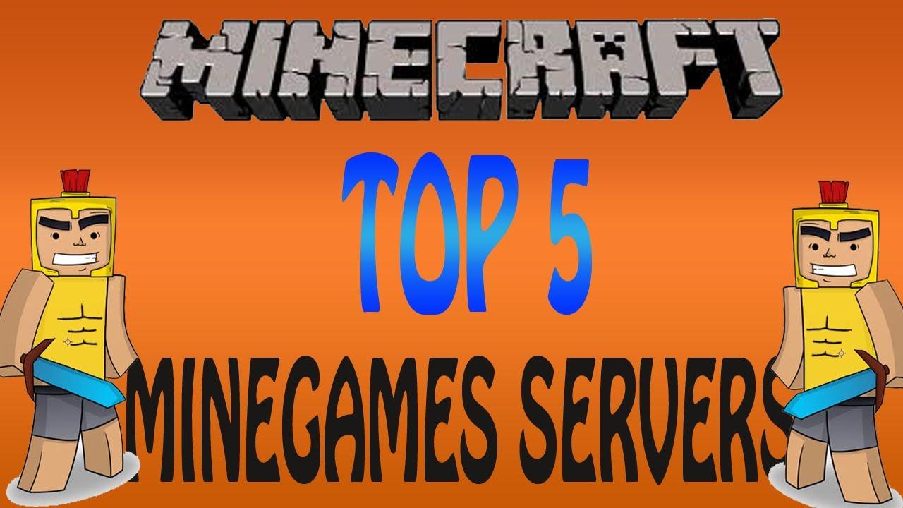Minecraft Top 5 Minigame