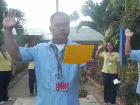 Panunumpa Ng Kawani Ng Pamahalaan.wmv video
