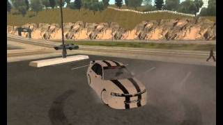 GTA San Andreas Car mod's and Parkour