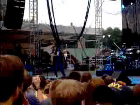 jars of clay ---nothing but the blood of jesus --soulfest 08