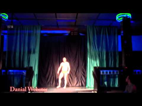 Danial Websters underwear designs at the Chance Fashion Menswear Edition. Active Entertainment