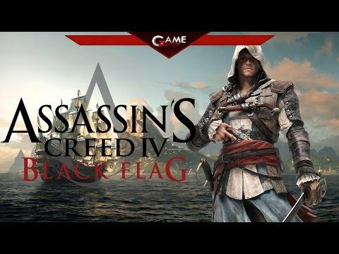 Обзор игры Assassin's Creed 4 Black Flag