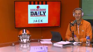 Joel Bitonio talks about new head coach Kevin Stefanski on Cleveland Browns Daily