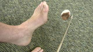 For People with Diabetes: How to Examine Your Feet