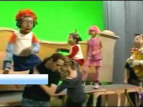 LazyTown: Behind the scenes (Latibær)