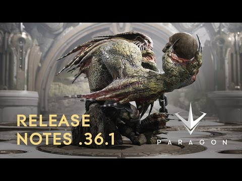Paragon - Release Notes .36.1