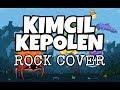 NDX AKA - KIMCIL KEPOLEN - ROCK COVER