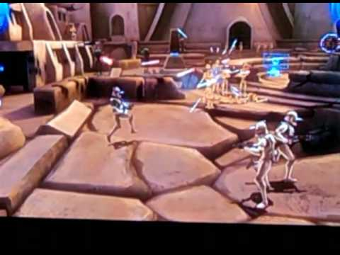 Brief Reviews: Episode 1 - Star Wars: The Clone Wars: Republic Heroes