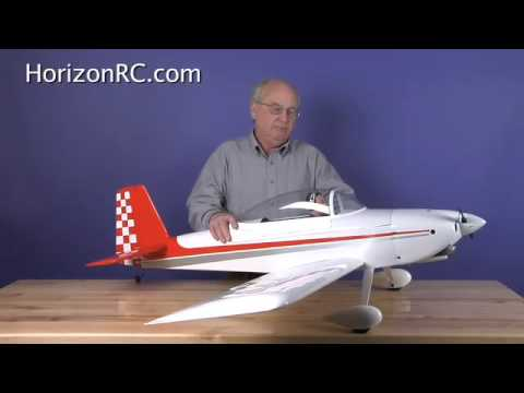 HorizonRC.com Preview: Hangar 9 RV-8