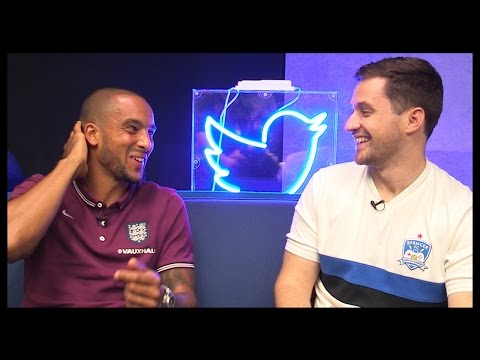 WOULD YOU RATHER WITH THEO WALCOTT!