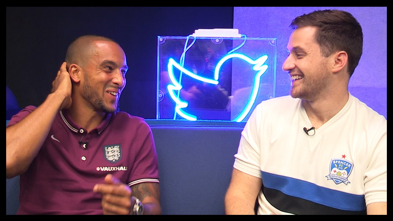 WOULD YOU RATHER WITH THEO WALCOTT Best Of YouTube