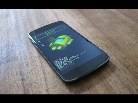 Como fazer o root em seu LG Nexus 4 E960 [4.2.2] // Brasil !
