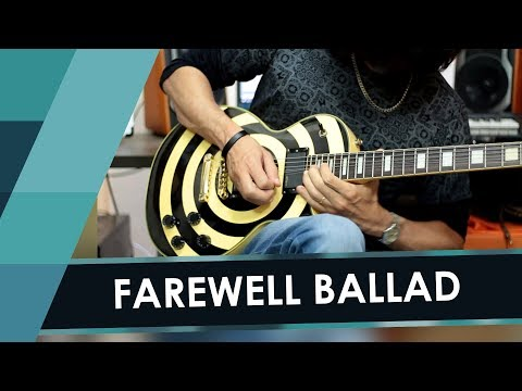 Zakk Wylde  Farewell Ballad