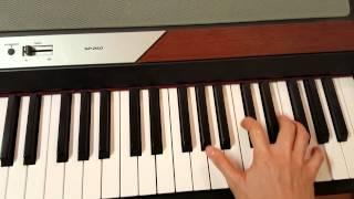 Piano Tutorial: Super Mario Sound Effects