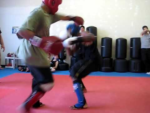 Johann- Sport Savate-  Fight 3 Round 1 Image 1