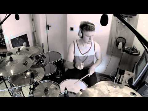 Nickelback - Rockstar - Drumcover By Calvinmills video