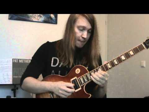Allan Holdsworth - Bathsheba Solo