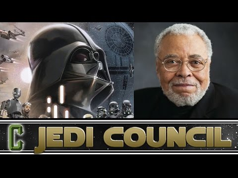 Collider Jedi Council - James Earl Jones Back As Darth Vader For Rogue One