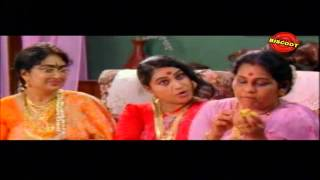Sreekrishnapurathe Nakshathrathilakkam Malayalam Movie Comedy Scene | Bindhu Panicker | Online Movie