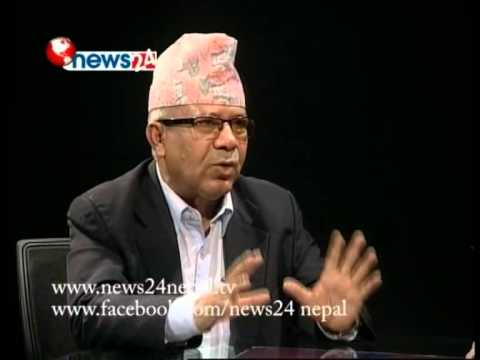 REAL FACE WITH PREM BANIYA, GUEST : MADHAV NEPAL
