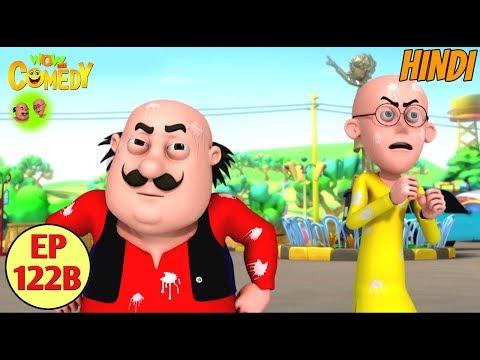 Motu Patlu | Bada Kabutar | Cartoon in Hindi for Kids | Funny Cartoon Video thumbnail