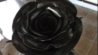 Making a Metal Rose - Perfect Valentine Gift