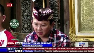 AHOK Didukung Ulama & Tokoh Islam Gus Nuril  di Pilgub DKI 2017